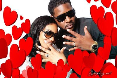 Mr. & Mrs. Divine & Timika Austin