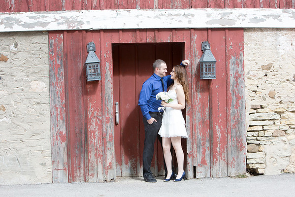 Mr. & Mrs. Klecka