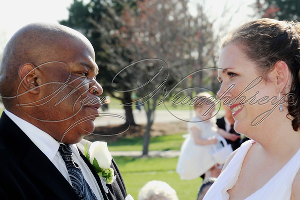 Mr. & Mrs. McClenton