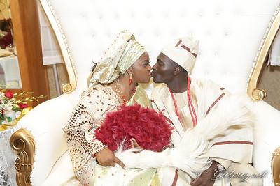 Mr & Mrs. Patrick @Marie Olowoporoku