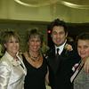 Myself, Terri, Jason and Mom (Elsie)