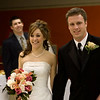 Mr. and Mrs. Rob Saurbaugh arriving at reception...