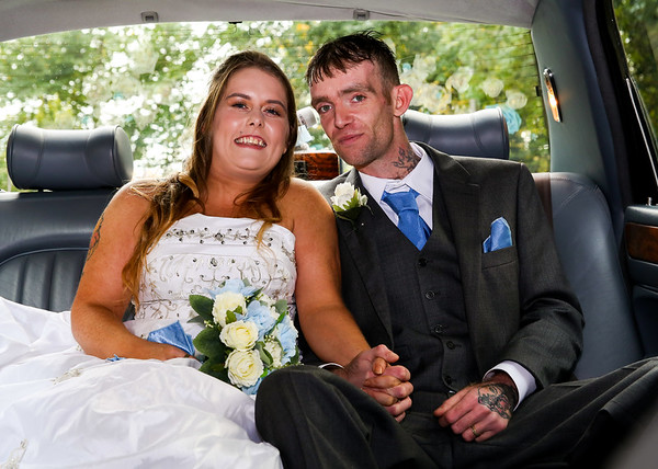 Mr & Mrs Rowley Wedding 2018