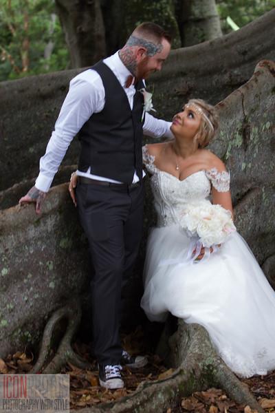 Mr & Mrs Shaw  wedding GC-2609