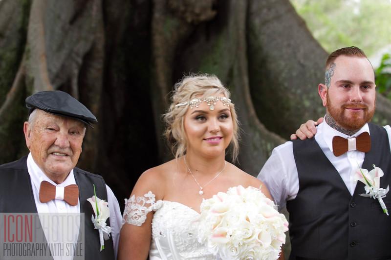 Mr & Mrs Shaw  wedding GC-2581