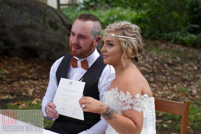 Mr & Mrs Shaw  wedding GC-2557