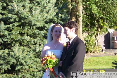 Mr. & Mrs. Tim & Melissa Kalan