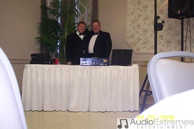 DJ Dwayne and DJ Jason Adkins