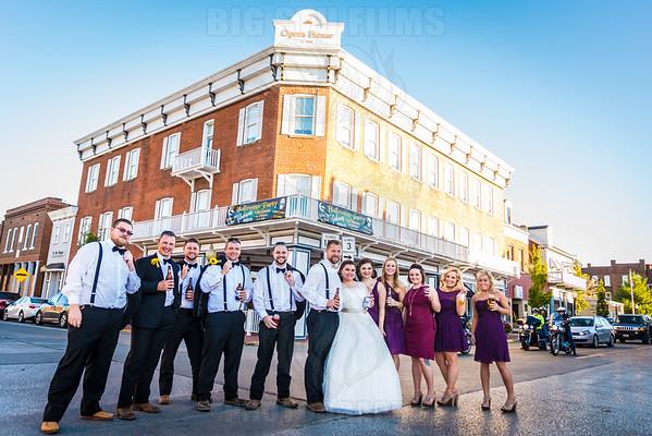 Mr and Mrs Cody Ohara Wedding