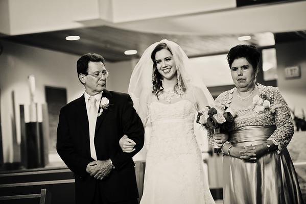 Mr. and Mrs. De La Cruz