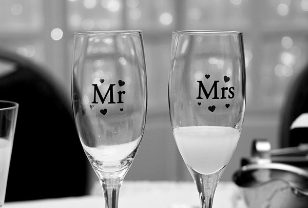 Mr. and Mrs. Fritz// 2014