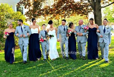 Mr. and Mrs. Kevin and Lindsay Klaiber April 23, 2016