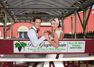 Mr. and Mrs. Kluzek// 2014