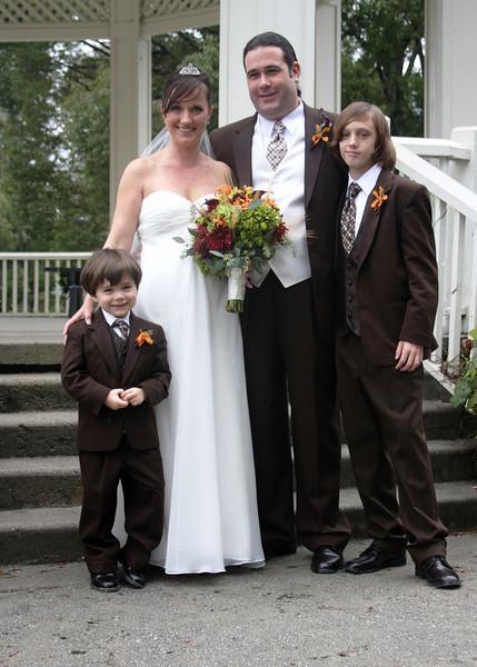 Josh, Angie, Tradd & Sterling