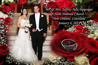 Mr. & Mrs. Jeffrey Pippenger