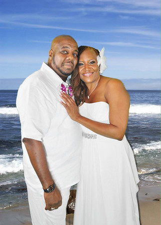 Mr & Mrs Arthur Pierce June 28, 2013
