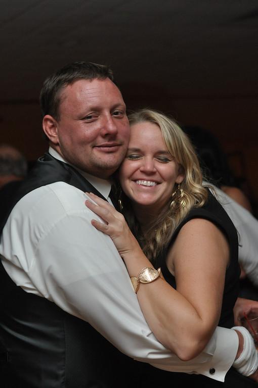 Mr.and Mrs. Jason McBride