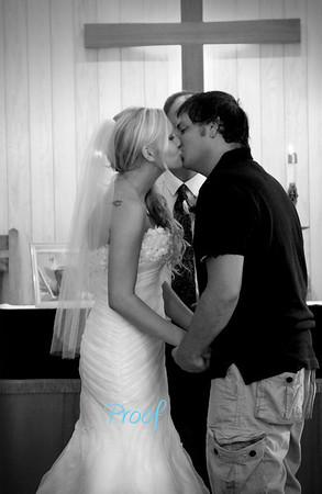 Mr. & Mrs. Buckallew 7/21/12