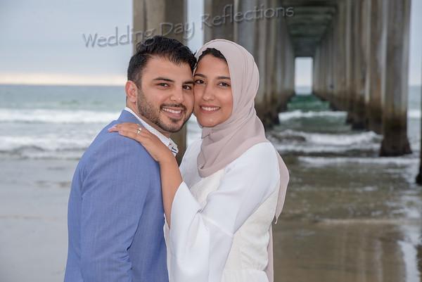 Muna and Muzz Engagement