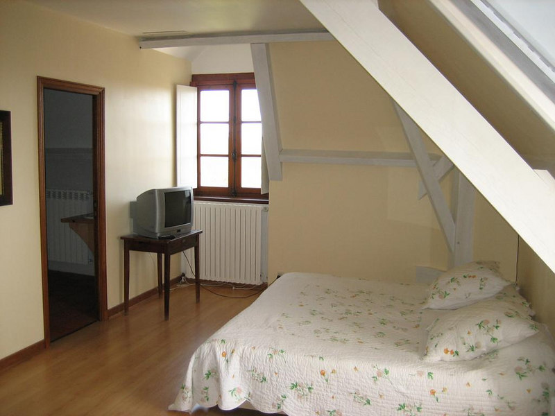 Bedrooms at hotel le Vert