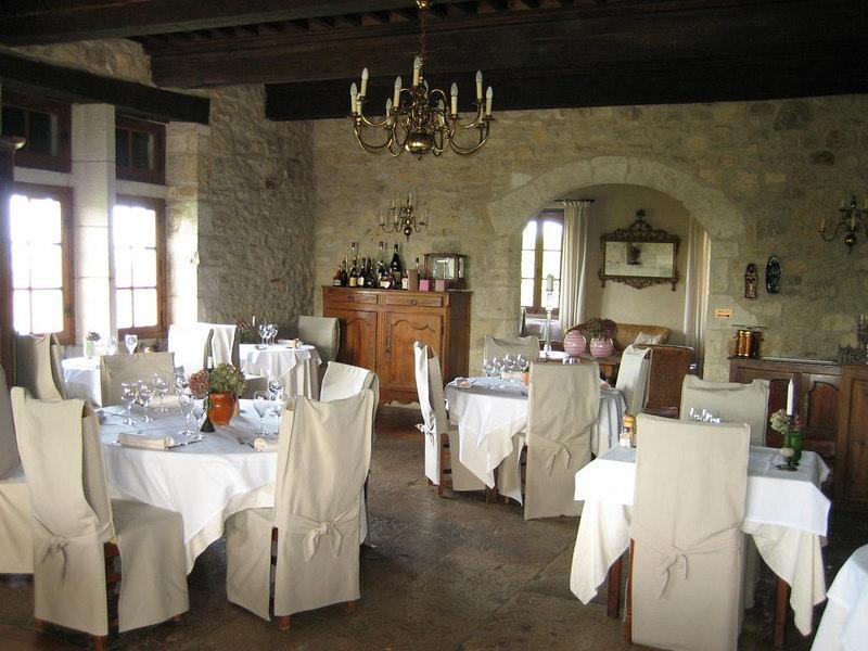Diningroom in le Vert