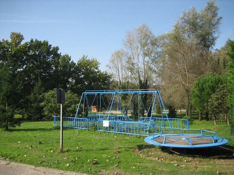 Playground in Guillalmes