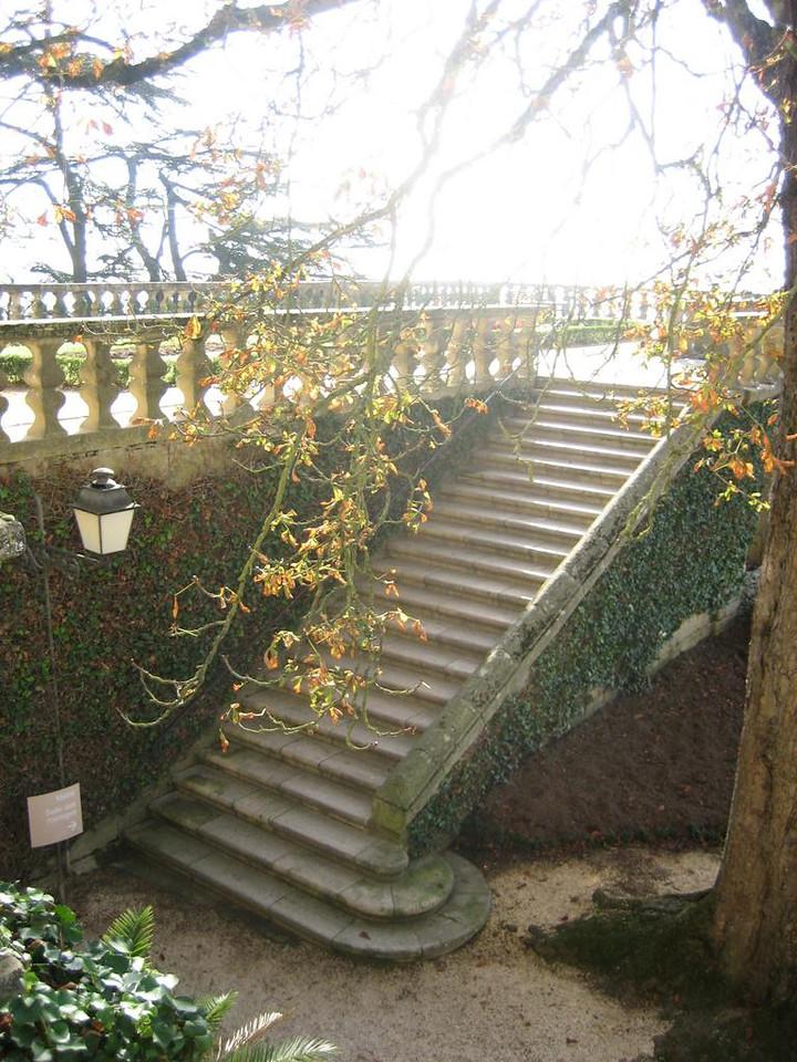 Staircase of the mairie de Fumel