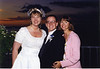 groom's aunt, Linda