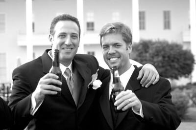 Me and Pete Mauro.