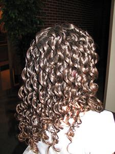 Trinity's amazing hair