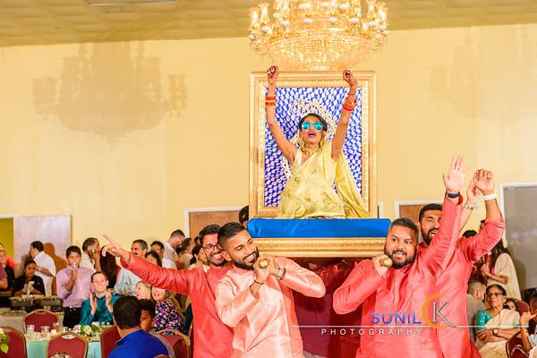 Serah Akhil Mylanchi ChanthamChaarthu