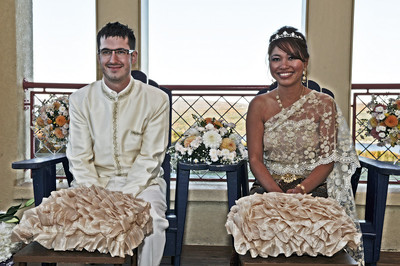 Jubi and Matt - Thai Ceremony - Heron Hill Copyright © 2010 Alex Emes All rights reserved.