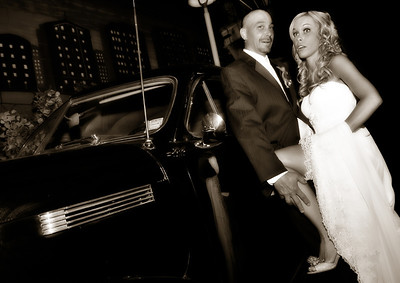 Ashley and Eric - Artisan Works - Rochester, NY Copyright © 2011 Alex Emes All rights reserved