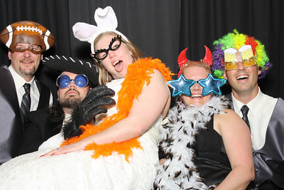 Nat & Ken Wedding Photobooth