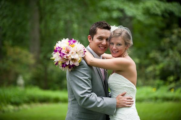 Nadia + Ryan. Gramercy Mansion Wedding.
