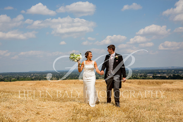 Nadine & Will, All Saints' Church Gresford & afterwards at Home, July 2018