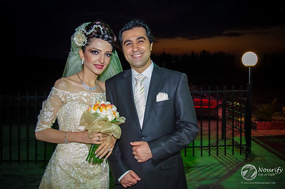Nafiseh and Hamid