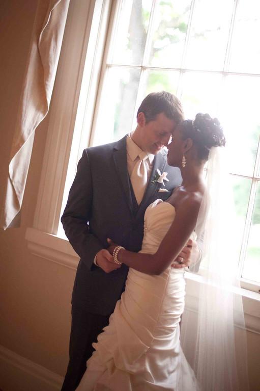 Nagle_Assoumou Wedding