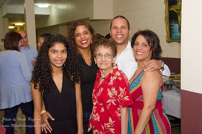 Nana Santana & Brother John's 80th Bday