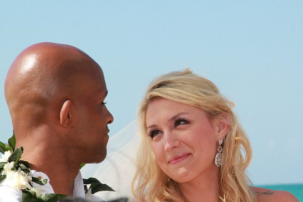 Destiny and Demetrious Wedding 2012