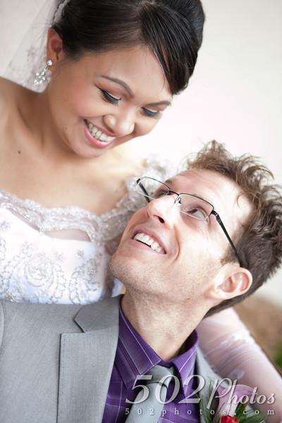 Narim & Justin Reid Wedding