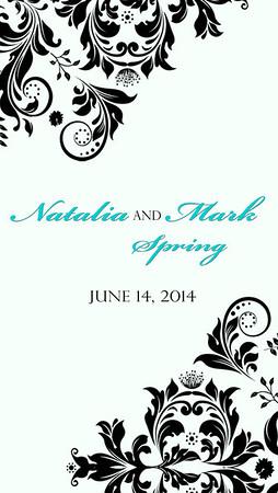 Natalia & Mark's Wedding 06-14-14