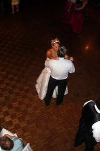 Robert Page Jr., dancing with the bride Natalie - Pittsburgh, PA ... September 9, 2006 ... Photo by Rob Page III