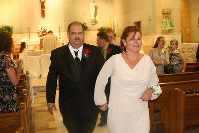 Natalie's parents, Lloyd and Lulu - Carnegie, PA ... September 9, 2006 ... Photo by Rob Page Jr.