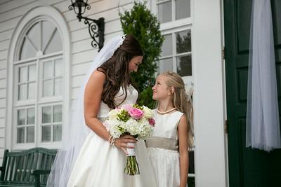 Natalie & Bradley wedding