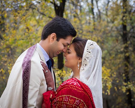 Natasha & Hussain - Wedding Day