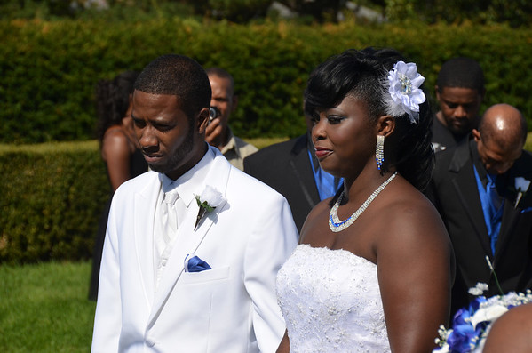 Natasha Thompson Wedding