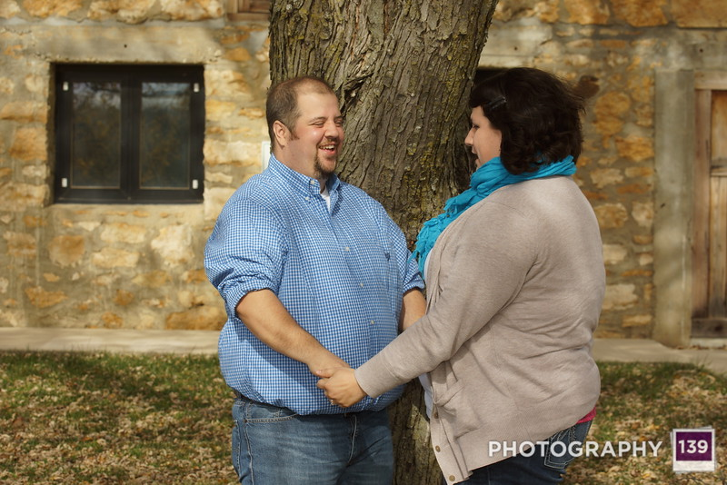 Nate and Laura Engagement Pictures