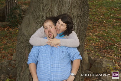 Nate and Laura Engagement Photos