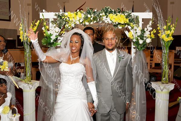 Nathan & Deyanna Wedding